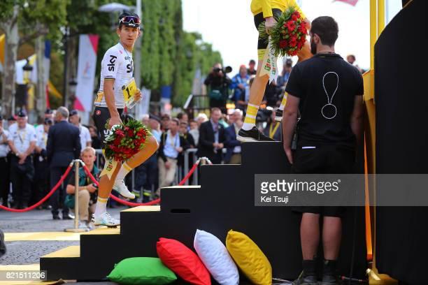 104th Tour de France 2017 / Stage 21 Podium / Michal KWIATKOWSKI / Montgeron Paris ChampsElysees / TDF /