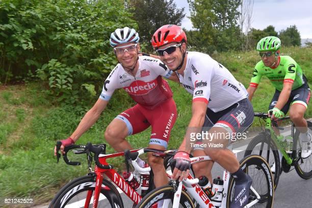 104th Tour de France 2017 / Stage 21 Tony MARTIN / John DEGENKOLB / Montgeron Paris ChampsElysees / TDF /