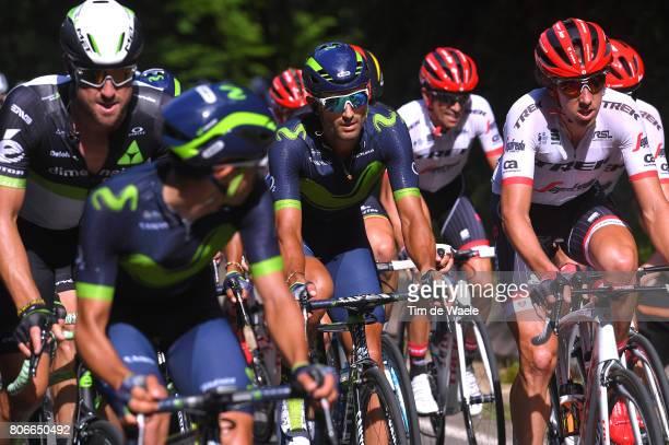 104th Tour de France 2017 / Stage 3 Daniele BENNATI / Koen DE KORT / Verviers LongwyCote des Religieuses 379m / TDF /