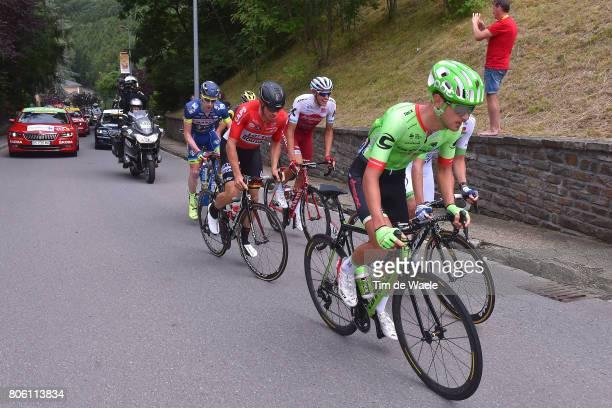 104th Tour de France 2017 / Stage 3 Nathan BROWN / Adam HANSEN / Nils POLITT / Frederik BACKAERT / Verviers LongwyCote des Religieuses 379m / TDF/