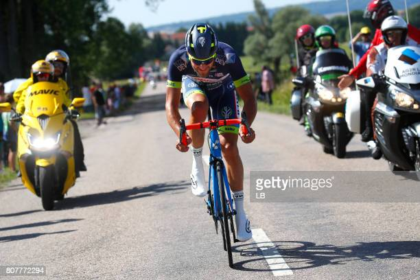 104th Tour de France 2017 / Stage 4 Guillaume VAN KEIRSBULCK / MondorflesBains Vittel 362m / TDF/