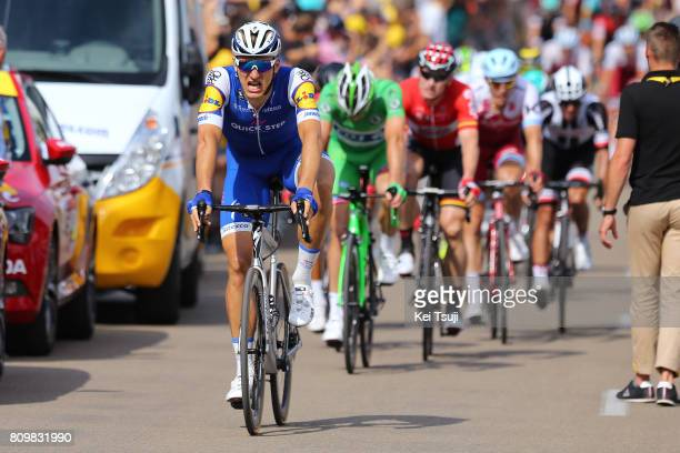 104th Tour de France 2017 / Stage 6 Arrival / Marcel KITTEL Celebration / Arnaud DEMARE Green Sprint Jersey / Andre GREIPEL / Vesoul Troyes / TDF /