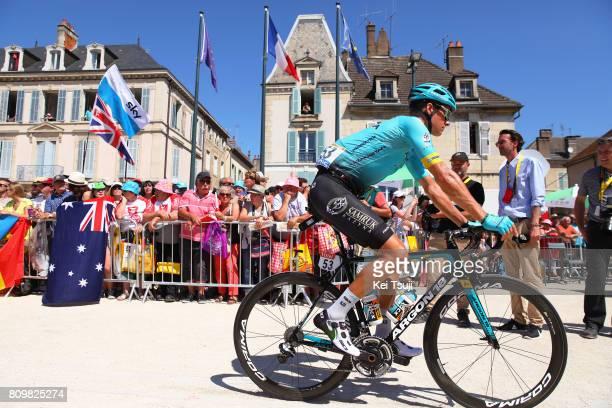 104th Tour de France 2017 / Stage 6 Jakob FUGLSANG / Vesoul Troyes / TDF/