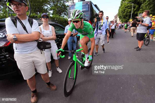 104th Tour de France 2017 / Stage 7 Arrival / Arnaud DEMARE Green Sprint Jersey / Troyes Nuits Saint Georges / TDF /