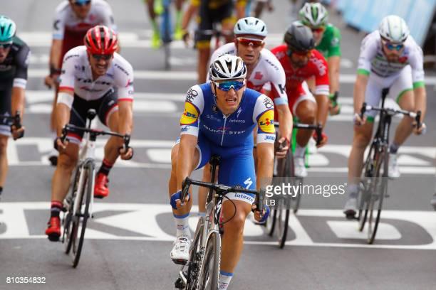 104th Tour de France 2017 / Stage 7 Arrival / Romain BARDET / John DEGENKOLB / Alexander KRISTOFF / Nacer BOUHANNI / Troyes Nuits Saint Georges / TDF...
