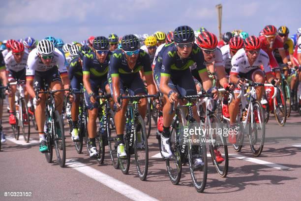 104th Tour de France 2017 / Stage 7 Imanol ERVITI / QDaniele BENNATI / Troyes Nuits Saint Georges / TDF/