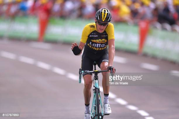 104th Tour de France 2017 / Stage 8 Arrival / Robert GESINK / Dole Station des Rousses 1178m / TDF/
