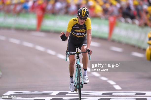 104th Tour de France 2017 / Stage 8 Arrival / Robert GESINK / Dole Station des Rousses 1178m / TDF /