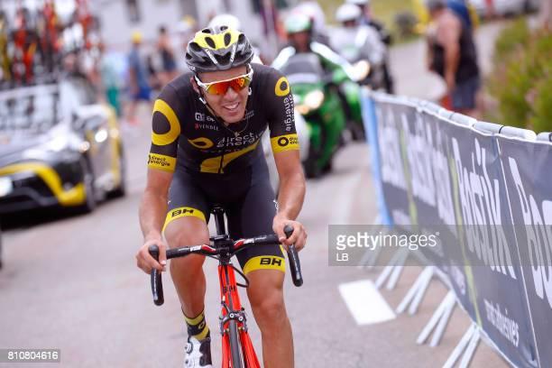 104th Tour de France 2017 / Stage 8 Lilian CALMEJANE / Dole Station des Rousses 1178m / TDF/