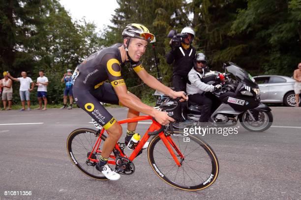 104th Tour de France 2017 / Stage 8 Lilian CALMEJANE / Dole Station des Rousses 1178m / TDF /
