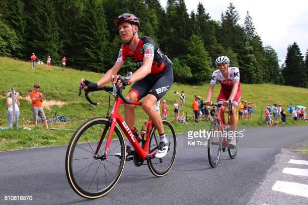 104th Tour de France 2017 / Stage 8 Michael SCHAR / Nils POLITT / Dole Station des Rousses 1178m / TDF /