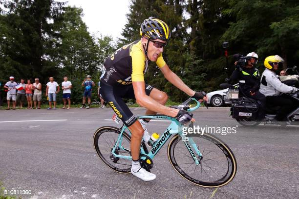 104th Tour de France 2017 / Stage 8 Robert GESINK / Dole Station des Rousses 1178m / TDF /