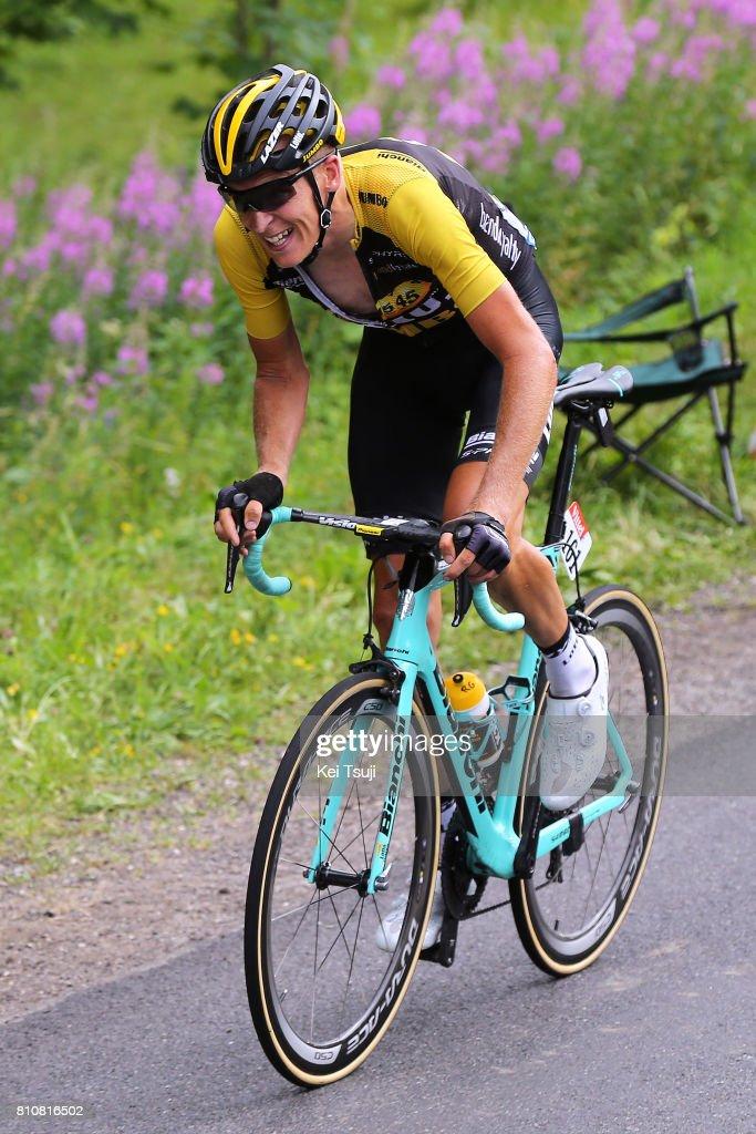 Tour de france ar stor tv underhallning