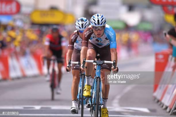 104th Tour de France 2017 / Stage 9 Arrival / Pierre LATOUR / Nantua Chambery / TDF/
