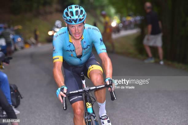 104th Tour de France 2017 / Stage 9 Jakob FUGLSANG / Nantua Chambery / TDF/