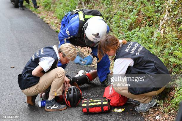Porte stock photos and pictures getty images for Richie porte crash