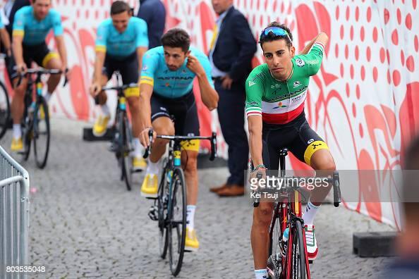 http://media.gettyimages.com/photos/cycling-104th-tour-de-france-2017-team-presentation-fabio-aru-team-picture-id803535048?s=594x594
