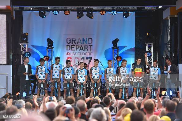 http://media.gettyimages.com/photos/cycling-104th-tour-de-france-2017-team-presentation-team-ag2r-jan-picture-id803422080?s=594x594