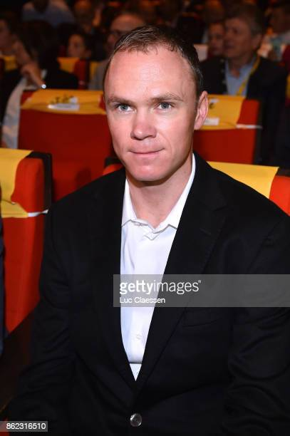 105th Tour de France 2018 / Presentation Chris FROOME / Le Palais des Congres / Presentation TDF / ©Tim De WaeleLC/Tim De Waele/Corbis via Getty...