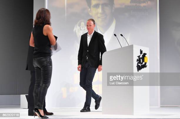 105th Tour de France 2018 / Presentation Chris FROOME Prix Velo D'Or Winner / Le Palais des Congres / Presentation TDF / ©Tim De WaeleLC/Tim De...