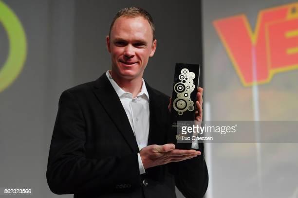 105th Tour de France 2018 / Presentation Chris FROOME Prix Velo D'Or Winner / Le Palais des Congres / Presentation TDF / ©Tim De WaeleLC/Tim De...