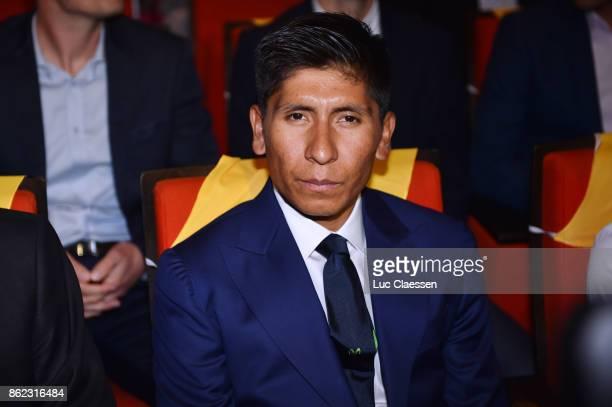 105th Tour de France 2018 / Presentation Nairo QUINTANA / Le Palais des Congres / Presentation TDF / ©Tim De WaeleLC/Tim De Waele/Corbis via Getty...