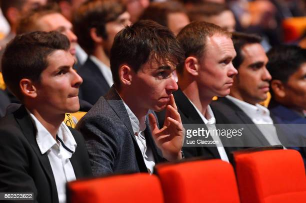105th Tour de France 2018 / Presentation Romain BARDET / Le Palais des Congres / Presentation TDF / ©Tim De WaeleLC/Tim De Waele/Corbis via Getty...