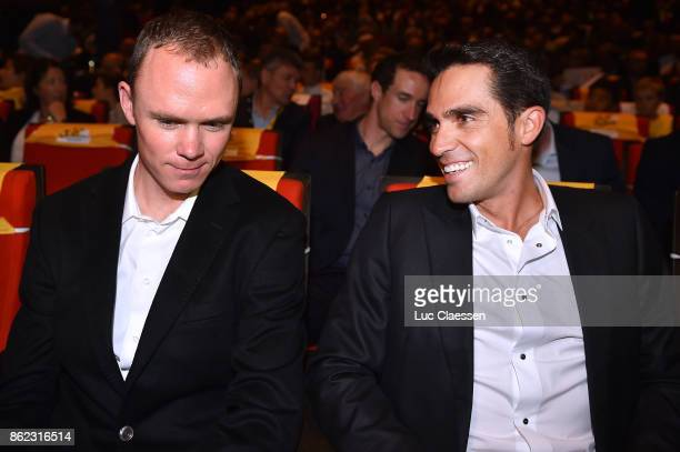 105th Tour de France 2018 / Presentation Romain BARDET / Warren BARGUIL / Le Palais des Congres / Presentation TDF / ©Tim De WaeleLC/Tim De...
