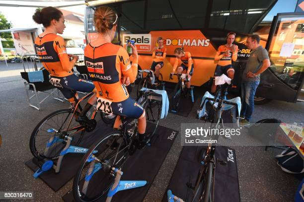 10th Open de Suede Vargarda 2017 / Women TTT Anna VAN DER BREGGEN / Chantal BLAAK / KarolAnn CANUEL/ Amy PIETERS / Christine MAJERUS / Danny STAM...