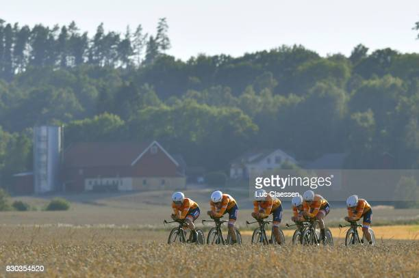 10th Open de Suede Vargarda 2017 / Women TTT Anna VAN DER BREGGEN / Chantal BLAAK / KarolAnn CANUEL/ Amalie DIDERIKSEN / Amy PIETERS / Christine...