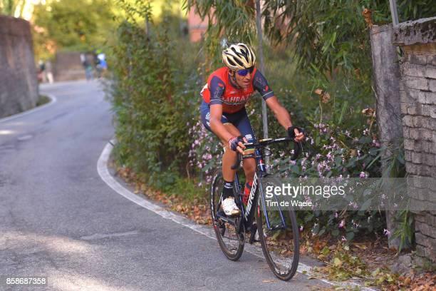 111th Il Lombardia 2017 Vincenzo NIBALI / Fans / Public / Bergamo Como / IL / pool /