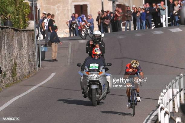 111th Il Lombardia 2017 Vincenzo NIBALI / Thibaut PINOT / Bergamo Como / IL /