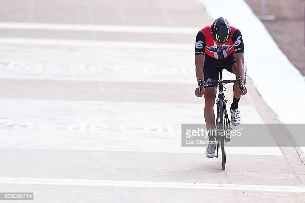 114th Paris Roubaix 2016 Arrival / BOASSON HAGEN Edvald Disappointment Deception Teleurstelling / Compiegne Roubaix / Parijs PR / Tim De WaeleLC/Tim...