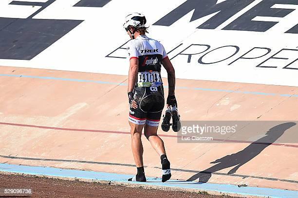 114th Paris Roubaix 2016 Arrival / CANCELLARA Fabian / Compiegne Roubaix / Parijs PR / Tim De WaeleLC/Tim De Waele/Corbis via Getty Images