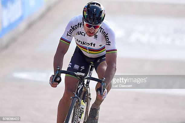 114th Paris Roubaix 2016 Arrival / SAGAN Peter / Compiegne Roubaix / Parijs PR / Tim De WaeleLC/Tim De Waele/Corbis via Getty Images