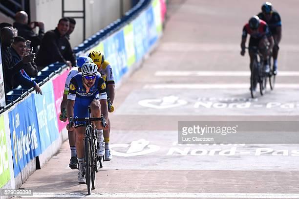 114th Paris Roubaix 2016 Tom / Compiegne Roubaix / Parijs PR / Tim De WaeleLC/Tim De Waele/Corbis via Getty Images