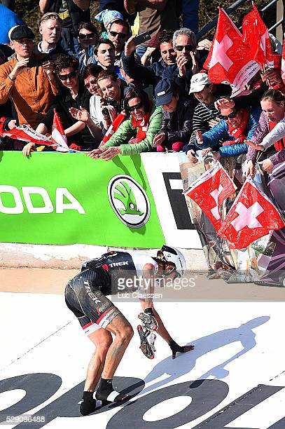 114th Paris Roubaix 2016 Fabian / Fans Supporters Public / Compiegne Roubaix / Parijs PR / Tim De WaeleLC/Tim De Waele/Corbis via Getty Images