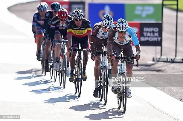 114th Paris Roubaix 2016 Maxime / GAUDIN Damien / Compiegne Roubaix / Parijs PR / Tim De WaeleLC/Tim De Waele/Corbis via Getty Images