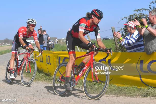 115th Paris Roubaix 2017 Daniel OSS / Jasper STUYVEN / Compiegne Paris Roubaix / PR /