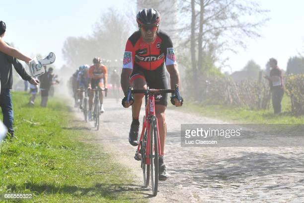 115th Paris Roubaix 2017 Manuel QUINZIATO / Compiegne Paris Roubaix / PR /