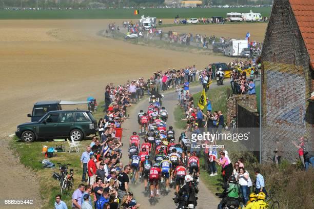 115th Paris Roubaix 2017 Peloton / Orchies / Landscape / Compiegne Paris Roubaix / PR /