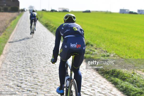 115th Paris Roubaix 2017 / Training Day 1 Landscape / Team Orica Scott / Carrefour de L'Arbre / Training / PR /