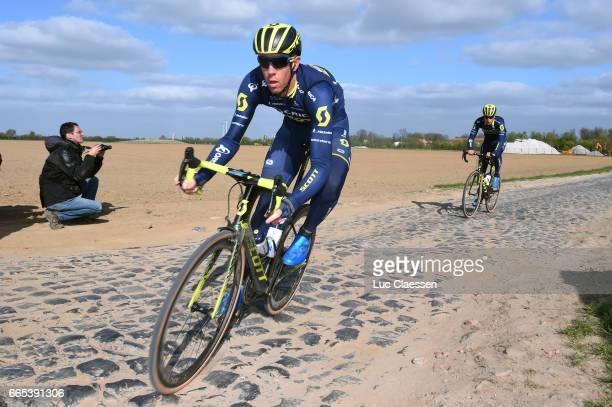 115th Paris Roubaix 2017 / Training Day 1 Matthew HAYMAN / Carrefour de L'Arbre / Training / PR /