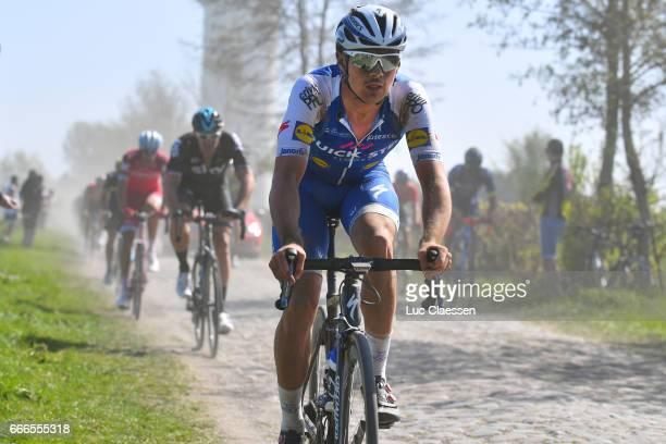 115th Paris Roubaix 2017 Yves LAMPAERT / Compiegne Paris Roubaix / PR /