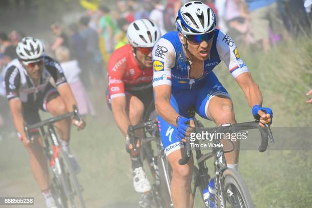 115th Paris Roubaix 2017 Zdenek STYBAR / John DEGENKOLB / Compiegne Paris Roubaix / PR / pool bp