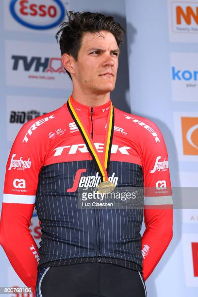 118th Belgian Road Championship 2017 / Elite Men Podium / Jasper STUYVEN / Antwerp Antwerp / BRC/