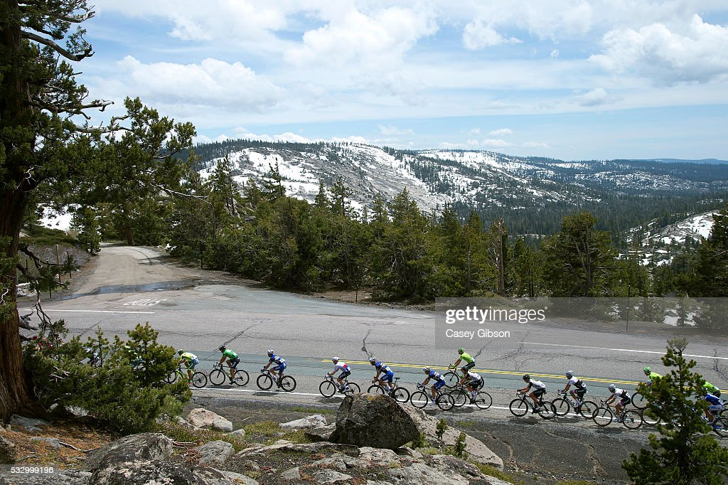 Amgen tour of california stage 5 lodi getty images for Landscaping rocks lodi ca