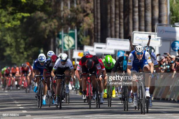 12th Amgen Tour of California Men 2017 / Stage 1 Arrival / Sprint / Marcel KITTEL / Peter SAGAN / Elia VIVIANI / Sacramento Sacramento / ATOC / Amgen...