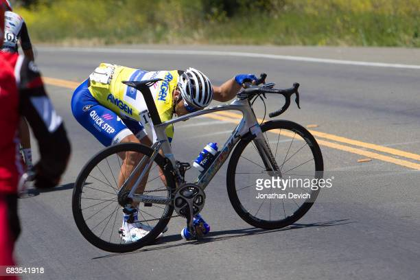 12th Amgen Tour of California Men 2017 / Stage 2 Marcel KITTEL Yellow Leader Jersey/ Mechanical Problem/ Modesto San Jose / ATOC / Amgen /