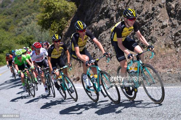 12th Amgen Tour of California Men 2017 / Stage 2 Robert GESINK / Modesto San Jose / ATOC / Amgen /